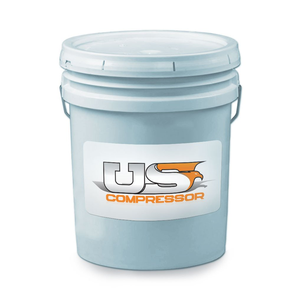 Talon's 110 Syn-Flo Air Compressor Lubricant Replacement by US Compressor 5 Gallon Pail