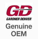 2117161 GARDNER DENVER GASKET 3 IN GENUINE OEM