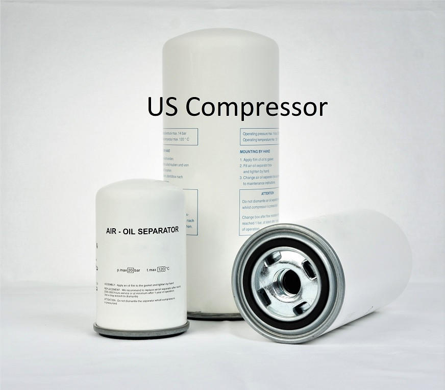 0077296 Compair Usa Air Oil Separator Spin-On Replacement